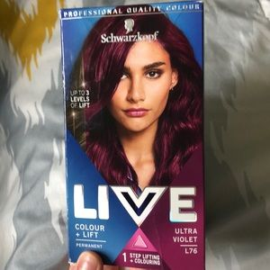 schwarzkopf Other - Bundle of TWO ultra violet hair dyes